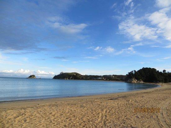 Kaiteriteri Beach: Playa de kaiteriteri