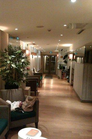 Hotel Caumartin Opera - Astotel: hall de l'hotel