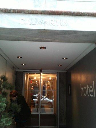 Hotel Caumartin Opera - Astotel: devant de l'hotel