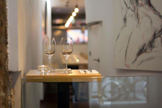 L'Artisan Furansu Kitchen : cena en el bar