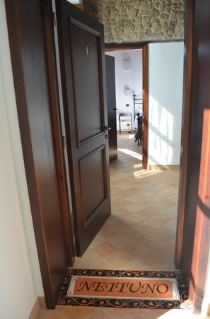 Hotel dei Templi:                   camera nettuno