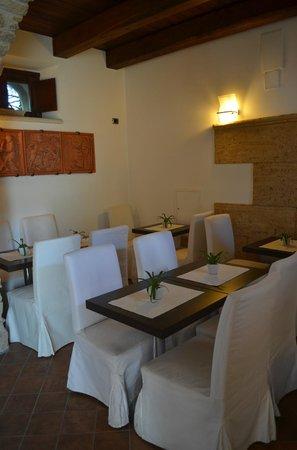 Hotel dei Templi:                   sala colazione