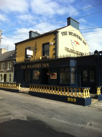 Weavers Inn: Front of Premises