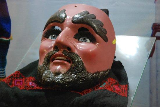 Hotel Mision Colonial: Mascara de Patrón