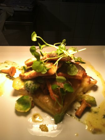 Weavers Inn: Fish Dish