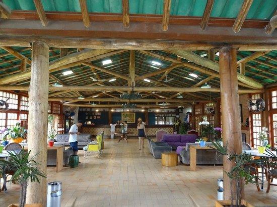 Hotel Fazenda Mazzaropi:                   Recepção