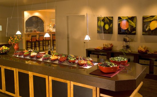 Canyon Breeze Restaurant: Salads