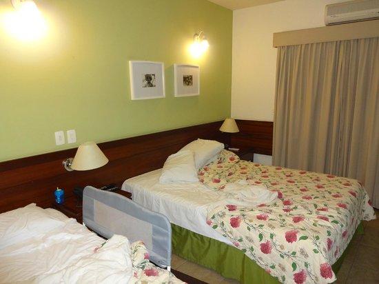 Hotel Fazenda Mazzaropi:                   Quarto (2)