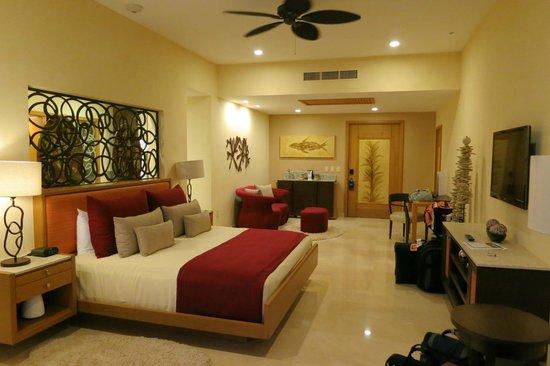 Garza Blanca Preserve, Resort & Spa:                   Room -tower 4