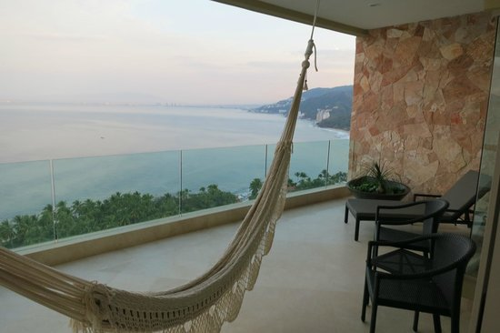 Garza Blanca Preserve, Resort & Spa:                   View from our balcony- tower 4