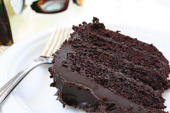 Death By Chocolate Cake Restaurant