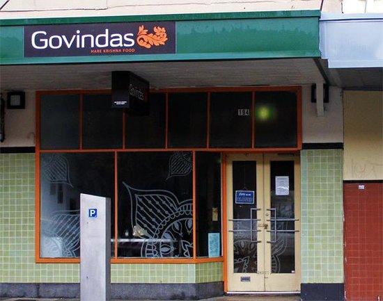 Govinda's Restaurant Foto