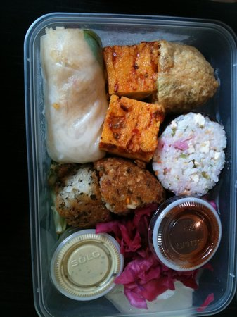 Iku Wholefood Restaurant