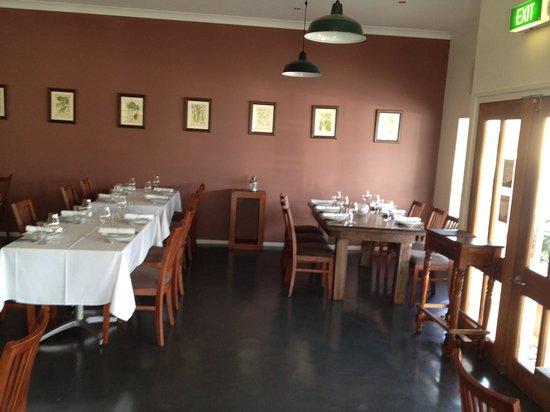 Foto de Ashscotts Restaurant