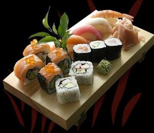 IWA Japanese Restaurant Photo