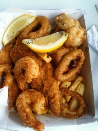 Woolloomooloo Fish & Chips