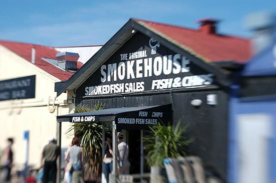 Foto de The Smokehouse