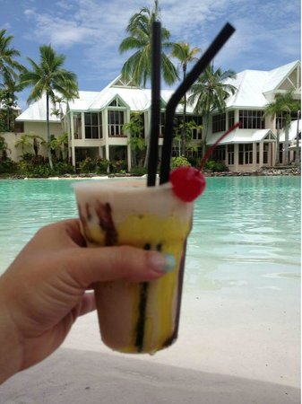 Sheraton Mirage Port Douglas Resort:                   Cheers