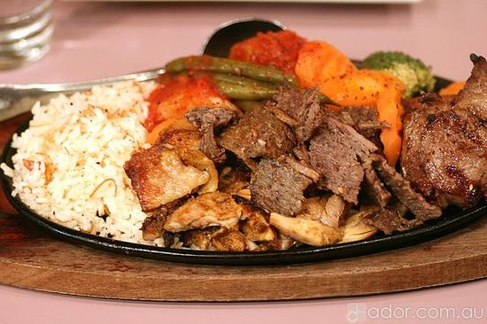Best Vegetarian Kebab Nicosia Kebab House Malvern