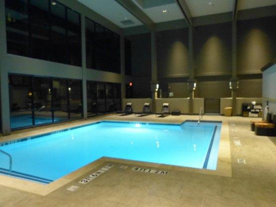 Magnolia Hotel Dallas-Park Cities: No action at pool ever.