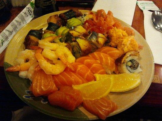 Shinju Japanese Buffet : The Good Dish