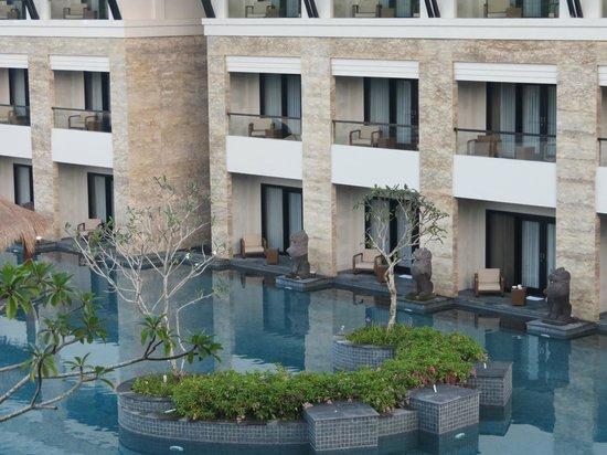 Pool Picture Of The Singhasari Resort Batu Tripadvisor