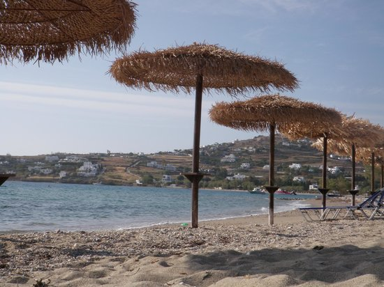 Apollon Boutique Hotel:                   the beach