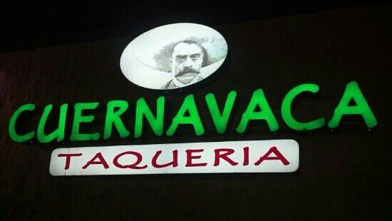 Taqueria Cuernavaca: Al Pastor