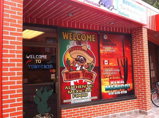 Tacos Tony Foto