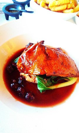 Bistro Tatau :                   Duck - forgot what it was called.