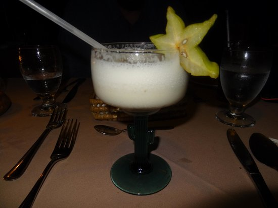 Bamboo Restaurant:                   Delicious beverages!