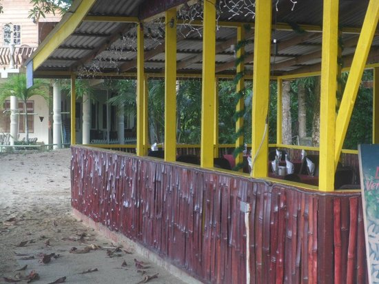 D'Almond Tree Restaurant: Front view of D 'Almond tree