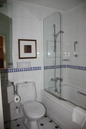 بارك بلازا فيكتوريا أمستردام: Bathroom