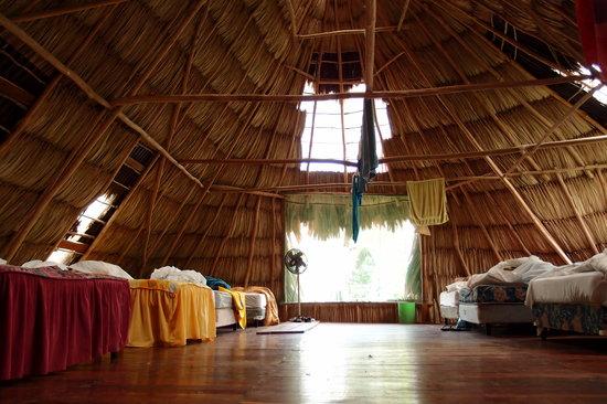 Hotel Mon Ami: dormitorio capacidad 12 personas.