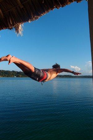Hotel Mon Ami: lo mejor nadar