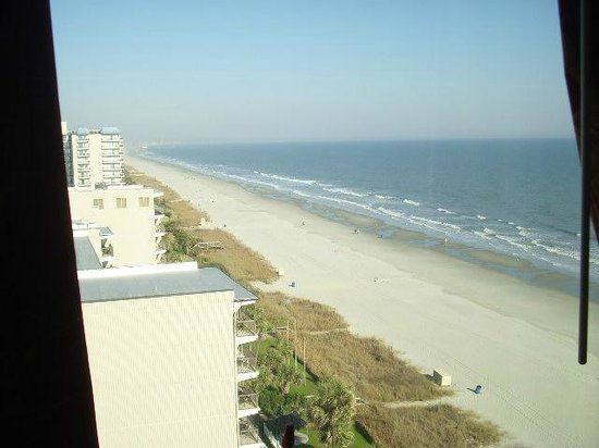 Ocean Dunes Resort & Villas:                   Bedroom view from 1125