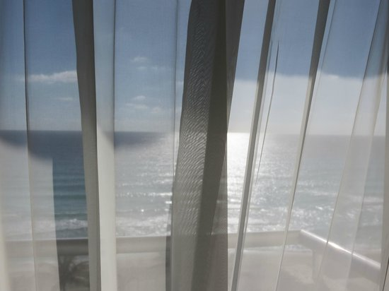 Occidental Tucancun:                   View out window