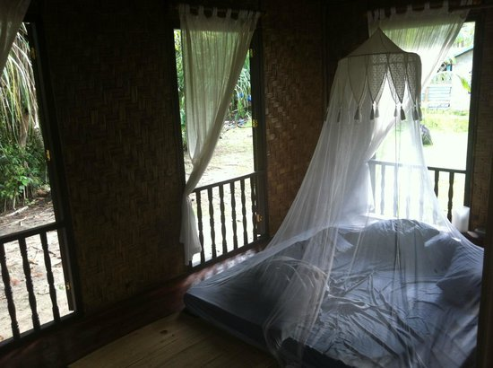 Mutiara Beach Guesthouse: Spa Villa