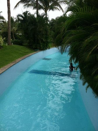 The Grand Mayan at Vidanta Nuevo Vallarta:                   lazy river