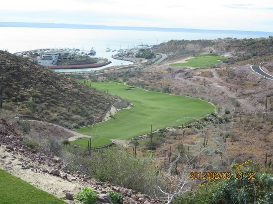 CostaBaja Resort & Spa:                   view from 14th hole