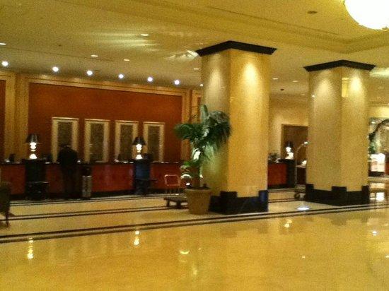 โรงแรมมาริออท นาโกย่า:                   front