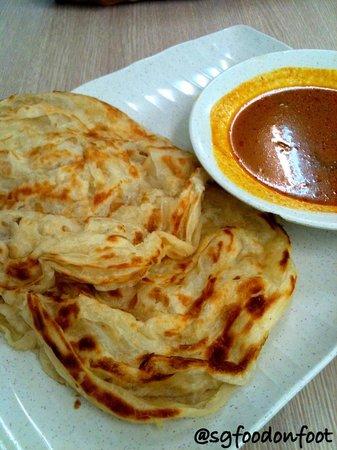 Jalan Kayu Prata Cafe