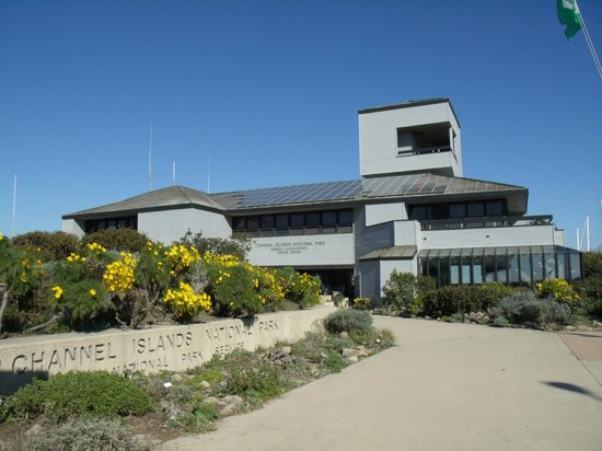 The Robert J. Lagomarsino Visitor Center at Channel Islands National Park