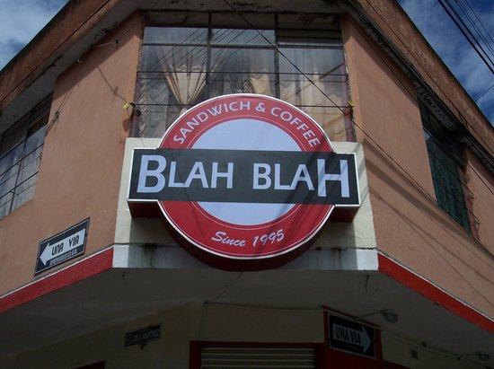 Cafe blah blah, banos   restaurant reviews, phone number & photos ...
