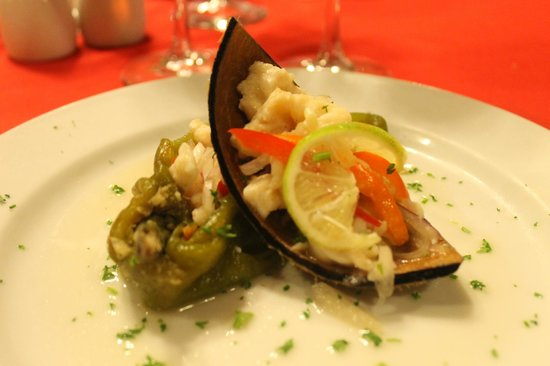 The Tropical at Lifestyle Holidays Vacation Resort:                   El Pilon - Appetizer