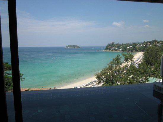 The Shore at Katathani:                   View from villa 8833