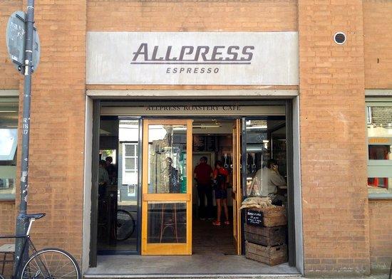 Foto de Allpress Espresso