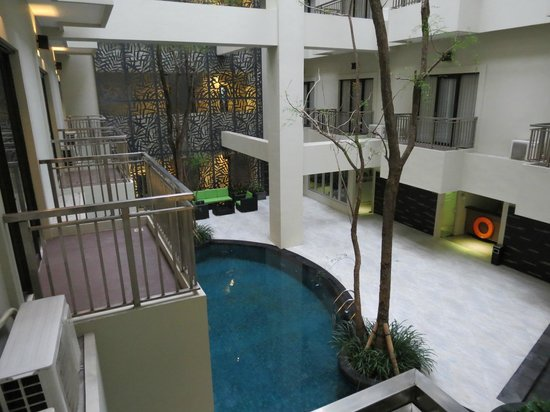 Savana Hotel & Convention: indoor pool