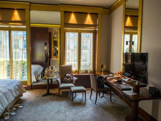 بارك حياة باريس - فيندوم:                   Room                 
