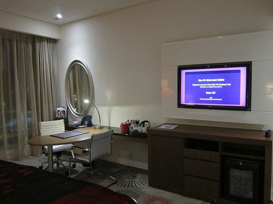 Crowne Plaza Doha - The Business Park: LCD